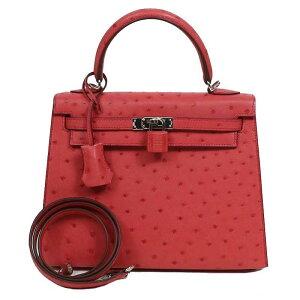 Hermes HERMES Kelly 25 Strauß Bougainvillea Handtasche Umhängetasche Damen [Gebraucht]