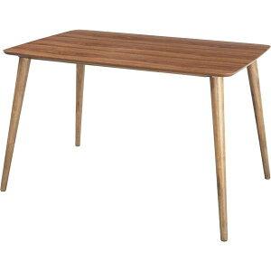 【】【ぬくもり家具】Tomteトムテ天然木ダイニングテーブルTAC-242WAL