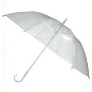ビニール傘 透明【36個セット】 700-01