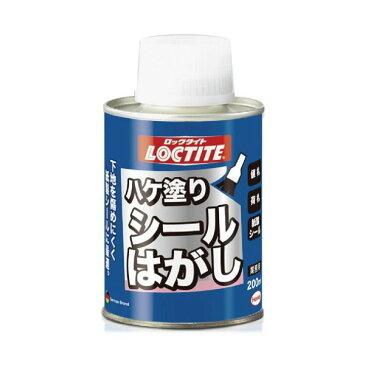 (まとめ) ロックタイト ハケ塗りシールはがし200ml DSH-20H 1本 【×5セット】