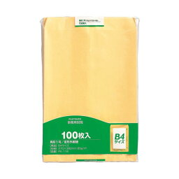 マルアイ 事務用封筒 PK-118 角1 100枚*5