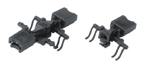 カトー 車両アクセサリー Nゲージ KATOカプラー密連形B黒 (20個入) (11-705)