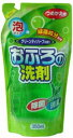 西新オレンジストアで買える「詰替用 お風呂の洗剤消臭プラス 【 ロケット石鹸 】 【 住居洗剤・お風呂用 】」の画像です。価格は99円になります。