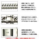 喜平 ネックレス Pt850 6面ダブル 100g 50cm プラチナ キヘイ【新品】/SZK