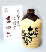 吉四六 陶器 1800ml 25度 (壺つぼ)