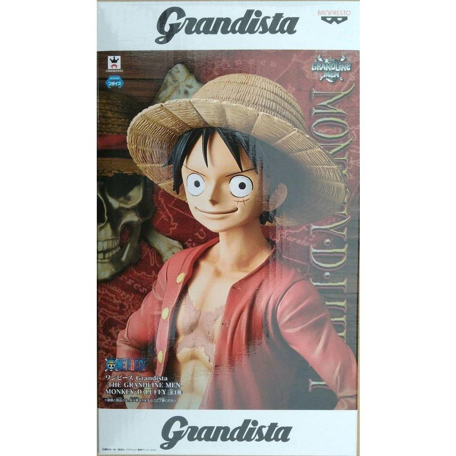 コレクション, フィギュア  Grandista THE GRANDLINE MENMONKEYDLUFFY D