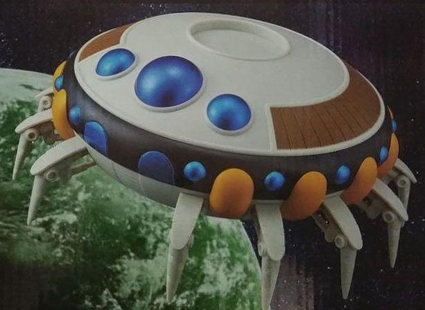 コレクション, フィギュア  MEGA FREEZAS SPACESHIP 1