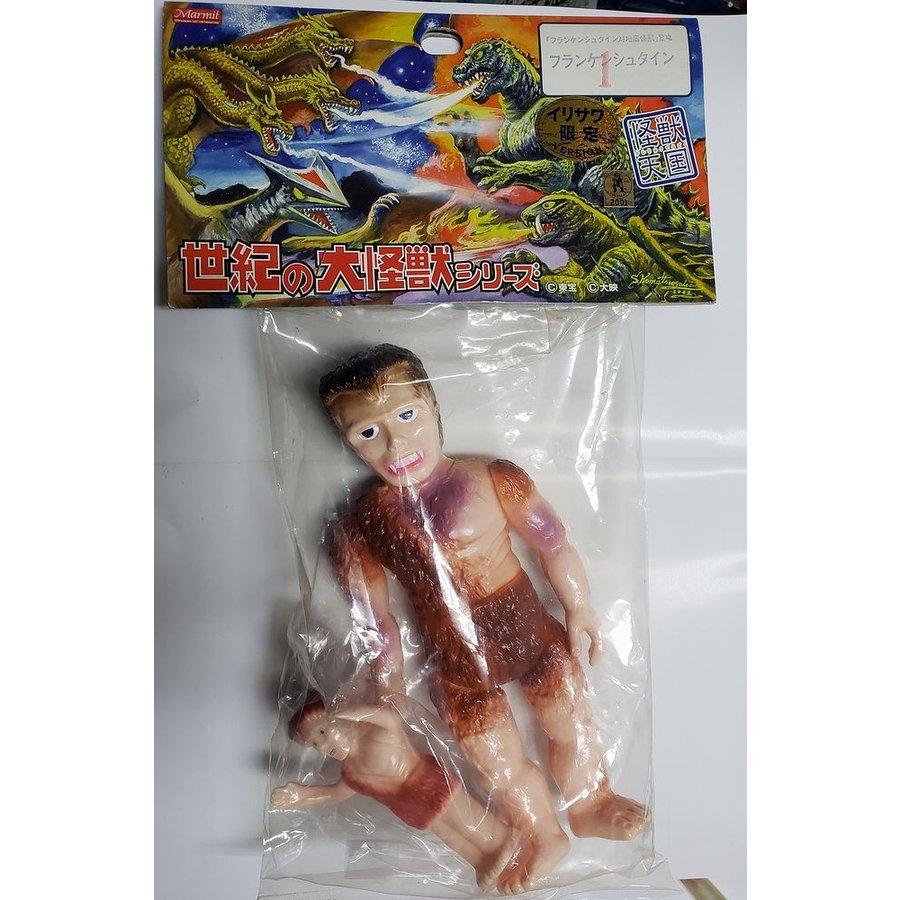 コレクション, ソフビ人形
