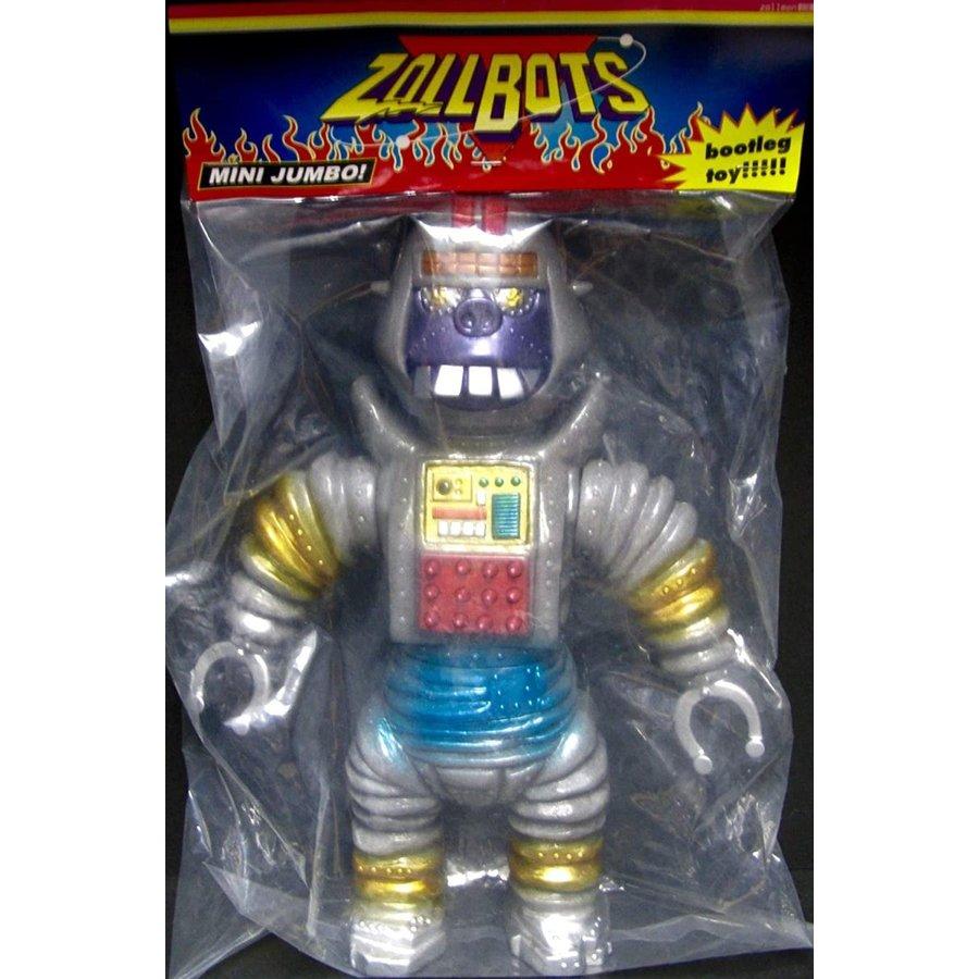 コレクション, ソフビ人形 ZOLLMEN ZOLLBOTS ()