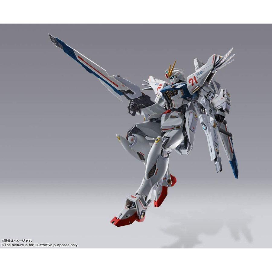 コレクション, フィギュア METAL BUILD F91 F91 CHRONICLE WHITE Ver.
