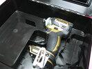 マキタ充電インパクトドライバTD148DRTX(青)18Vバッテリー(5.0Ah)2個・充電器・ケースセット