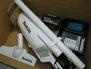 マキタ充電式クリーナCL281FDRFWO18V(3.0Ah)オリジナルセットカプセル式当店オリジナル本体のみ(CL281FDZW)+充電器(DC18RF)+バッテリー(BL1830B)1年保証付