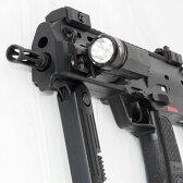 ANS Optical コンパクト アルミ 軽量 200ルーメン ウェポン タクティカル ライト 20mm レイル 対応 グロック GLOCK にも 軍用 高輝度 X3000タイプ QD LED LED サーチ サバゲー サバイバルゲーム 装備