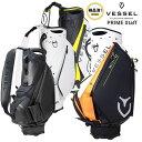 VESSEL/ベゼル/1071119/VESSEL PRIME Staff/プライムスタッフキャディバッグ/10型/6分割