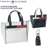 【2018FW/TOMMY_HILFIGER/トミーヒルフィガー】【THMG8FB8】【FLAG_ACCENT_TOTE_BAG/フラッグアクセントトートバッグ】【05P18Jun16】