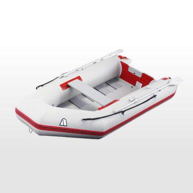 ゴムボート 3人乗り アキレスボート PVL-270RU ロールアップフロアモデル(予備検査無):釣具通販のOZATOYA