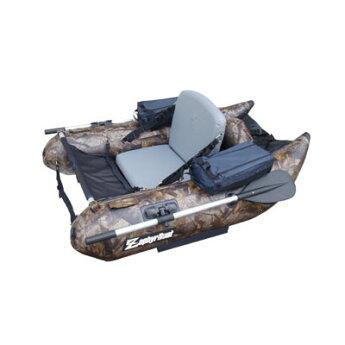 ゼファーボート(ZephyrBoat)フィッシングフローターZF158VH-Nウッドカモ
