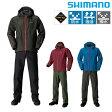 シマノ(SHIMANO) RA-017P GORE-TEX ベーシックスーツ 2XL/3XL/4XL (お取り寄せ)