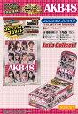 ★☆予約☆★ AKB48 【コレクションブロマイドBOX】 (15パック) グッズ ※4月下旬頃入荷予定