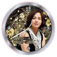 チャン・グンソク 【ウォールクロック】 壁掛け時計