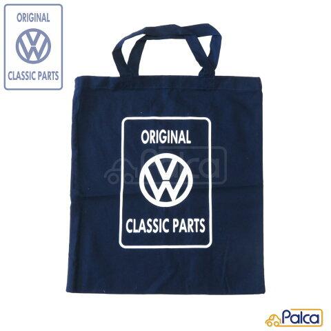 【あす楽】フォルクスワーゲン/VW エコバッグ/トートバッグ ORIGINAL VW CLASSIC PARTS 純正品
