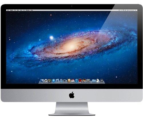 パソコン, デスクトップPC iMac27Core i7-3.4GHzSSD240GB8GBA1312Mid 2011(iMac12.2)MC814JABTOThun derbolt
