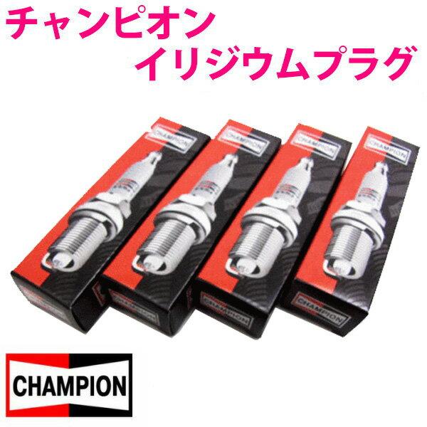 チャンピオン イリジウムプラグ [9802 4本]ジャガー ディムラー GF-D25MA