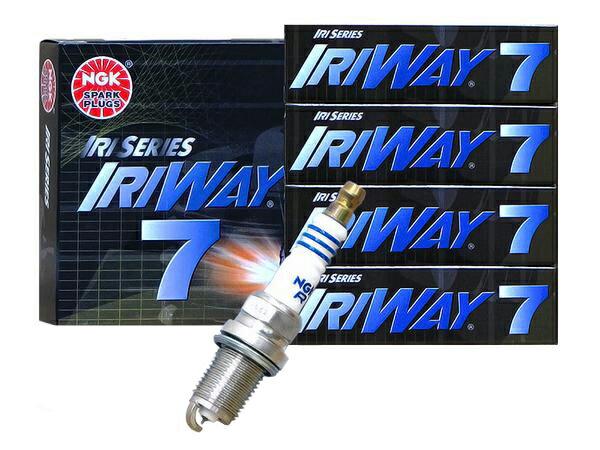 電子パーツ, プラグ NGK IRIWAY7MRS ZZW30 4
