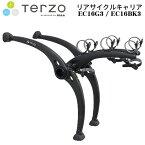【在庫処分】TERZO ライトサイクルキャリア サリス〜SARIS〜 3台積EC16BK3(ブラック)自転車