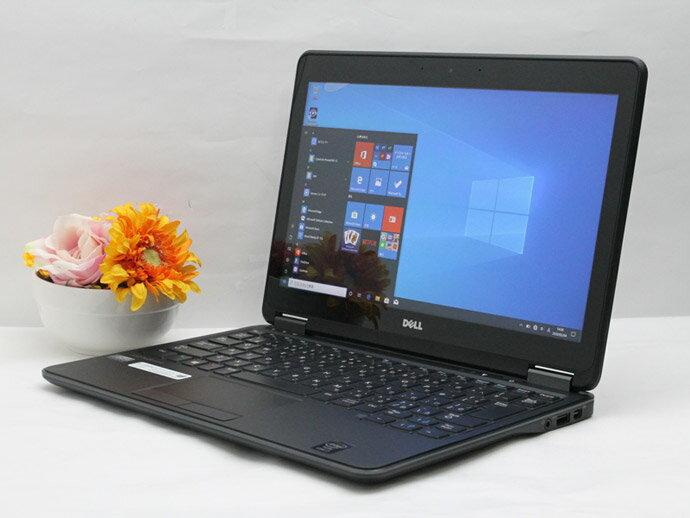 パソコン, ノートPC  Office Windows10 DELL Latitude E7240 Core i7 4600U 2.1GHz 4GB SSD 128GB D T2