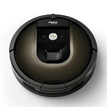 iRobot アイロボット 全自動おそうじロボット ROOMBA ルンバ980 R980060【即納・送料無料】【02P03Dec16】
