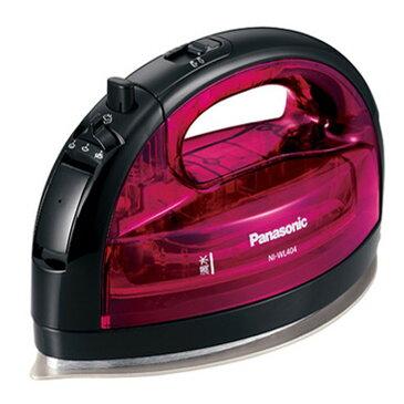 Panasonic パナソニック コードレススチームアイロン CaRuRu カルル NI-WL404-P ピンク 【即納・送料無料】
