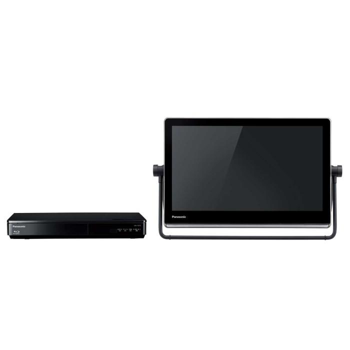 Panasonic パナソニック 15V型ポータブル液晶テレビ プライベート・ビエラ UN-15TD7-K ブラック 【即納・】