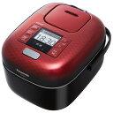 Panasonic Jコンセプト おどり炊き SR-JX057-K 豊穣ブラック パナソニック 可変