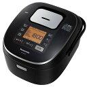 Panasonic IHジャー炊飯器 1升 SR-HB187-K ブラ...