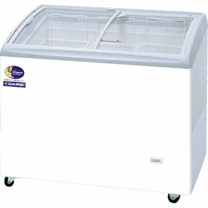 ダイレイ 無風冷凍ショーケース −25℃ 190L RIO-100e RIO-100SS【送料無料・代引き不可】