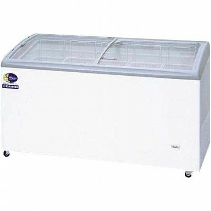 ダイレイ 無風冷凍ショーケース −25℃ 325L RIO-150SS RIO-150e【送料無料・代引き不可】