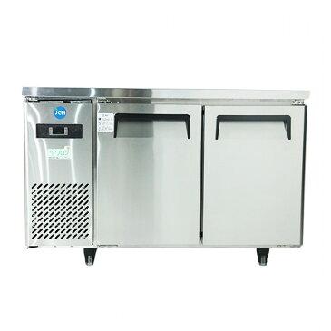 JCM ヨコ型冷蔵庫 150L JCMR-1245T −2℃〜12℃ コールドテーブル (インバーター搭載ではございません)ジェーシーエム 【送料無料・代引き不可】