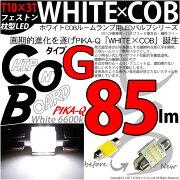WHITE×COB ホワイトシーオービー フェストンバルブ ホワイト ルーメン