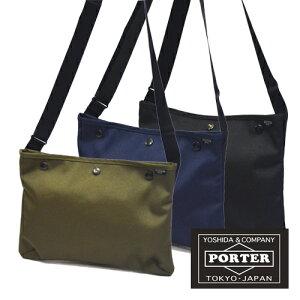 【送料無料】PORTER/MUSETTE ポーター/ミュゼットSACOSH/サコッシュショルダーバッグ