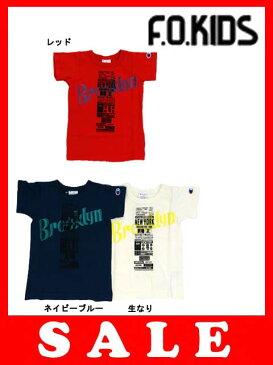 【セール50%OFF】[メール便OK]エフオーキッズ F.O.KIDS ChampionバスケTシャツ