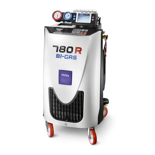 テキサ TEXA KONFORT 780R BI-GAS エアコンガスリフレッシュ エアコンガス充填 A3(8P),A4/S4(8...