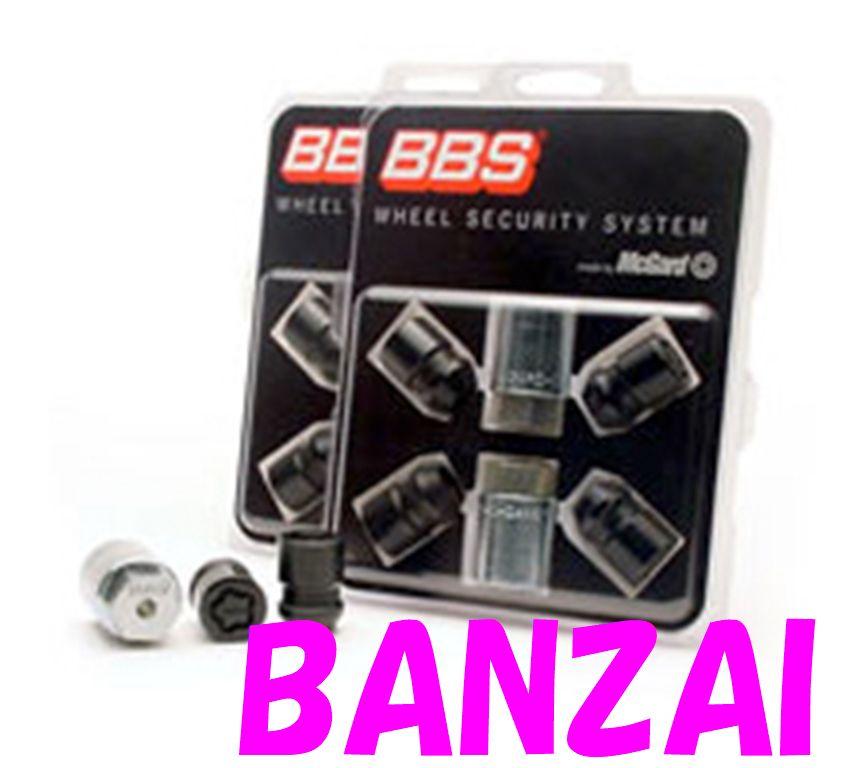 タイヤ・ホイール, ロックナット BBS BBS Lock Nut M12 P1.5 BBS LNM15C