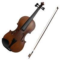 【サイズが5種類から選べます】バイオリン5点セット本体・弓・セミハードケース・駒・松脂の5点セット4/43/41/21/41/8vaiorinヴァイオリンばいおりん大人用初心者用outlet