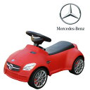 メルセデスベンツ正規ライセンス ベンツ mercedes-benz SLK 55 AMG 足けり乗用玩具 レッド 赤 足蹴り式 子供用 キッズカー