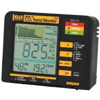 二酸化炭素濃度トレンドモニターGDC-17