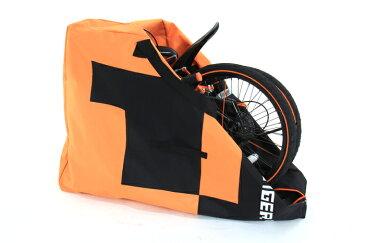 DOPPELGANGER/防水輪行キャリングバッグ DB-4/小径車に特化したミニサイズ輪行バッグ/新品 輪行袋 輪行ケース 折り畳み自転車用サイクリング キャリーケース キャリーバッグ 持ち運び バッグ カバン