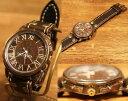 時計作家のこだわり手作り腕時計 LEO CRAFT レオクラフト メンズ PB-GW351