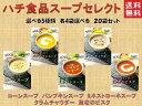 【 送料無料 】 スープセレクト 5種類から選べる4袋5種類20袋セット コーン、パンプキン、ミネストローネ、クラムチャウダー送料無料