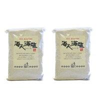 海人の藻塩業務用1kg詰袋